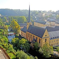 Want to live abroad? Here are the top 10 destinations for expats: Luxembourg
