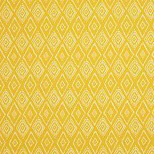 Buy John Lewis Mila Curtain, Saffron Online at johnlewis.com