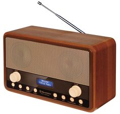 Retro Radio Roadstar HRA-1300DAB