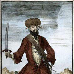 Los diez piratas más temibles y famosos de la historia