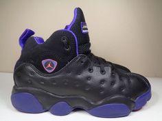 b1361547e995e2 Kids Nike Air Jordan Jumpman Team II Basketball shoes size 1.5 Youth  845202-017