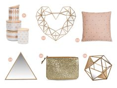 Currently loving...GOLD - Me & My Trend