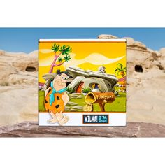 Bring the world-famous and beloved Flintstones family into your crafting with this official collection from Warner Bros. Hanna Barbera, Warner Bros, Colour, Disney, Card Ideas, Cards, Fictional Characters, Collection, Color