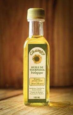 L'huile de tournesol de Champy #Monterégie