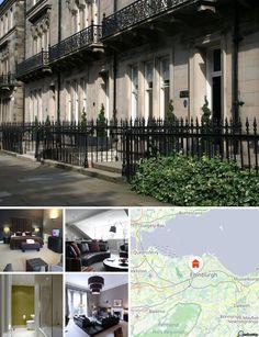 Esta moradia urbana georgiana localiza-se no West End de Edimburgo, na zona comercial da cidade, a poucos passos de galerias de arte, museus e estabelecimentos comerciais e de lazer. Existem transportes públicos a cerca de 5 minutos a pé do hotel. A 10 minutos a pé haverá lojas, restaurantes, pubs e discotecas ao dispor.