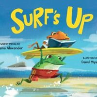Kwame Alexander and Daniel Miyares Talk 'Surf's Up' - KidsCast Podcast by Publishers Weekly on SoundCloud