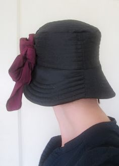 Romantic History: 1920's Style Hat