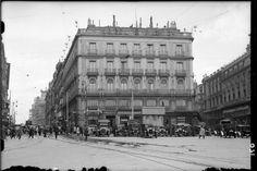 El Hotel París, hoy sede de Mac, fue uno de los hoteles más imponentes de #Madrid