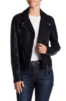 a778247cb83 Women s Leather   Faux Leather Coats   Jackets