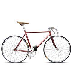 Retro Racing Bike Fixed Gear Bike Anyway and Hub Plating Frame Euro 323,~ - Euro 333,-