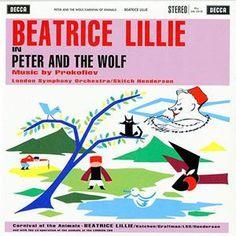 Prokofiev - Peter And The Wolf 180Gr. Beatrice Lillie - Yeni Plaklar - Audioavm http://www.audioavm.com/Prokofiev-Peter-And-The-Wolf-180Gr-Beatrice-Lillie,PR-3170.html