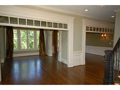 Spacious open floor plan with gleaming hardwoods, plantation shutters, transoms, exquisite crown molding and architectural details throughout. *Contact Karen Cannon Realtors 770-352-9658