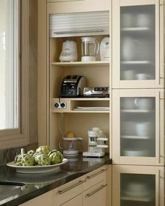 """Удобная кухня: практичные идеи для организации хранения кухонной утвари и продуктов - студия декора """"Черутти"""""""