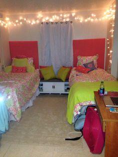 Boys Dorm Room Closet