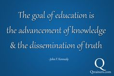 www.Qtrainers.com #Qtrainers #Quote_Knowledge_Education #Training #Trainer #HR