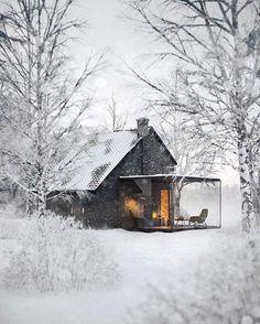 Casas Nórdicas: Las más cómodas y confortables