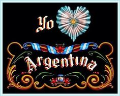 Un orgullo ser argentina Vintage Typography, Cool Posters, Creative Crafts, Neon Signs, Lettering, Country, Prints, Image, Arabesque