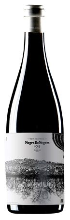 A great Priorat wine from Portal del Priorat for a great price!  Try the higher end blend Somni and the single vineyard wine Trois de Clos for something really special!  Now there is even an entry-level wine at only 12 euros called Gotes del Priorat!  But thIs Negre de Negres is really quite lovely, showing all the intensity of Priorat at around the 20 euro mark.