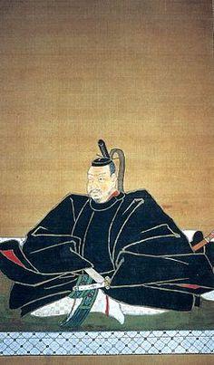 Date Masamune (1567-1636)