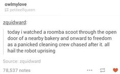 As these tumblr posts can attest, sometimes truth is stranger than fiction……