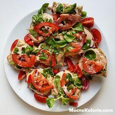 Caprese Salad, Preserves, I Am Awesome, Fitness, Food, Diet, Preserve, Essen, Preserving Food