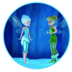 disney winter fairy figures | ... Tinkerbell Disney Winter Frost Fairy Doll Figurine Figure Picture