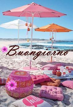 Immagini Buongiorno Estate Spiaggia (3) - FotoWhatsapp.it