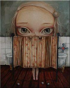 bathroom by Paulina Gora