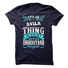 AVILA_2015 - #lace sweatshirt #sweater and leggings. GET YOURS => https://www.sunfrog.com/Names/AVILA_2015.html?68278