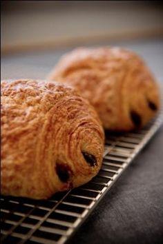 Pain au Chocolate aka chocolate croissant, aka my go to birthday breakfast!