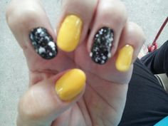 Home did my nails