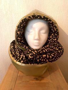 Golden leopard vinyl scoodie by CiervaUK on Etsy Kitchen, Etsy, Accessories, Cuisine, Home Kitchens, Kitchens, Cucina, Jewelry