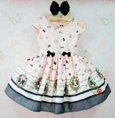 Vestido de Festa Infantil Valentina Petit Cherie