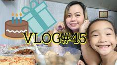 VLOG#45 BIRTHDAY KO + MAY GIFT SI SHANTAL AT DADI Kos, Birthday, Gifts, Birthdays, Presents, Favors, Aries, Dirt Bike Birthday, Gift