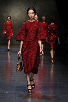 Dolce & Gabbana . inverno 2014