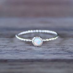 Mermaid Opal Ring | Bohemian Jewelry | Indie and Harper