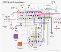 Best Of 4l60e Transmission Wiring Diagram Irelandnews Co