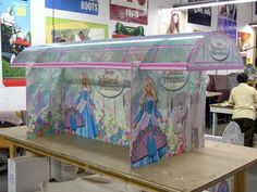 Merchandising - Mattel - Barbie Island Princess | Middleton Group Inc. Point Of Purchase, Art And Technology, Mattel Barbie, State Art, Concept, Island, Group, Princess, Store