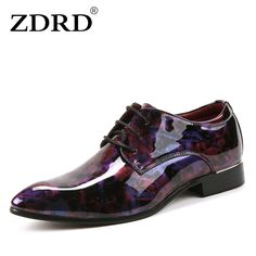 ad3d41063ae7 Yoylap Mens party shoes gents man 6cm high heeled leather wedding shoes -  US  25.70
