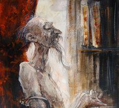 Don Quichotte le Livre Clos Dom Quixote, Chivalry, Marcel, Sculpture, Illustration, Gallery, Painting, Chara, Beards