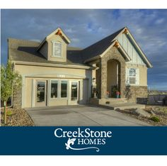 Did you miss this year's Parade of Homes? We can help! A Little Gem is open daily until 6 p.m. at 5555 Wolf Village Dr. in Wolf Ranch. And, you can take a quick sneak preview from the comfort of your family room!  http://tours.paulkohlman.com/public/vtour/display/243236  For more info: http://creekstone-homes.com/contact/  #ColoradoSprings #newhomes #Colorado  http://creekstone-homes.com/blog/2014-parade-of-homes-colorado-springs-wolf-ranch/