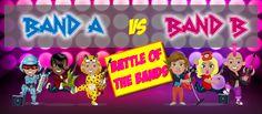 Times Table Rockstars - Bandbattle