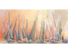 regatta paintings – Etsy