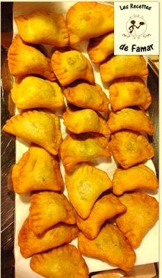 Empanadas, Beignets, Best Seafood Recipes, Mexican Food Recipes, Senegalese Recipe, Seafood Alfredo, Mauritian Food, Tuna Cakes, West African Food