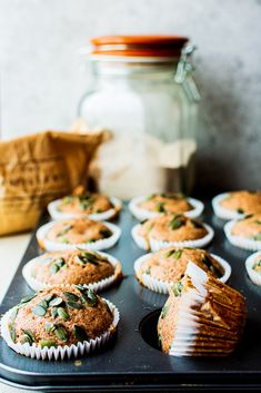 SORGHUM CUPCAKES AND PUMPKIN SEEDS – Edenairs
