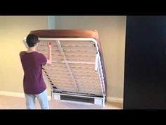 Flex Bed, Murphy Wall Bed - Sale - International Murphy Beds Inc.