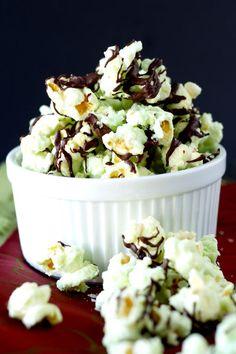 Chocolate Mint Popco