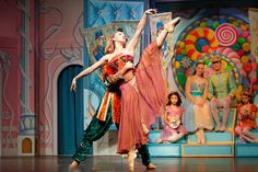 The Nutcracker Ballet - NY Theatre Ballet by eveningsongserenade, via Flickr