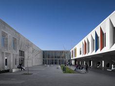 Escola Secundária Braamcamp Freire | Open House Lisboa 2015