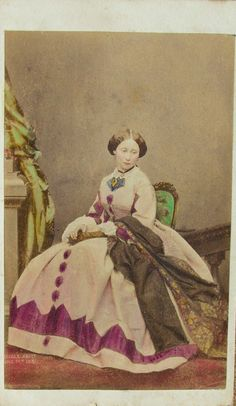 Princess Louis of Hesse 1861